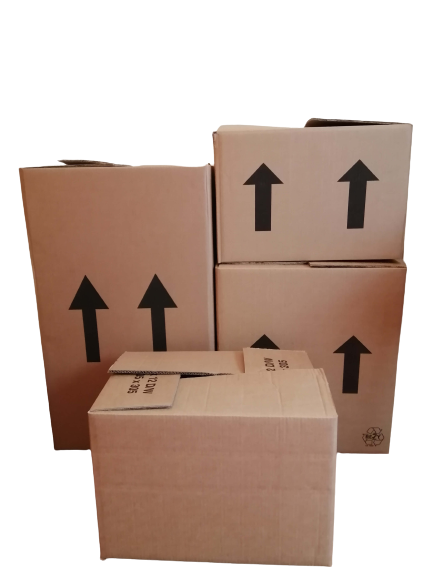 Moving Boxes Sizes